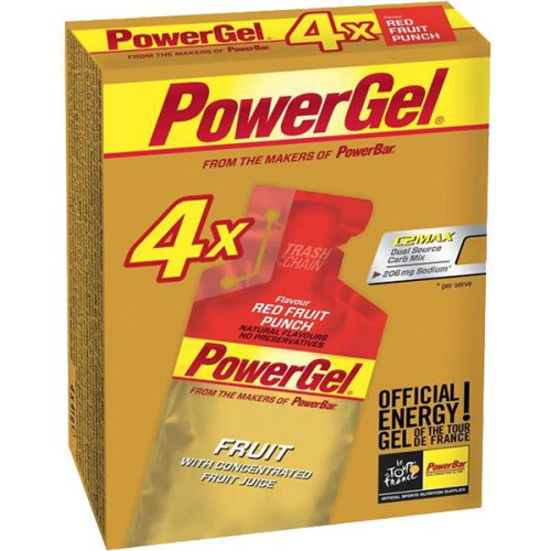 PowerBar Gel red fruit