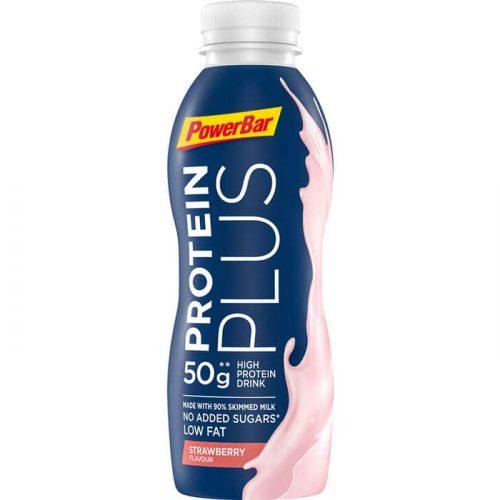 PowerBar Protein Plus High Protein Drink Strawberry 700