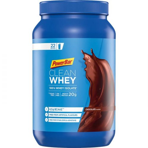 PowerBar Clean Whey Ορού γάλακτος 100 Chocolate