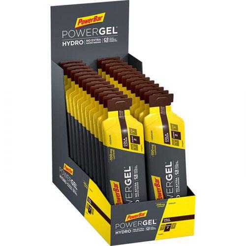 PowerBar PowerGel Hydro Cola Tray