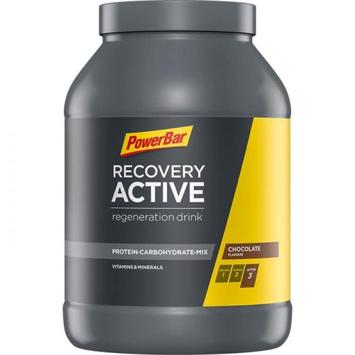 PowerBar  Recovery Active  Chocolate  700