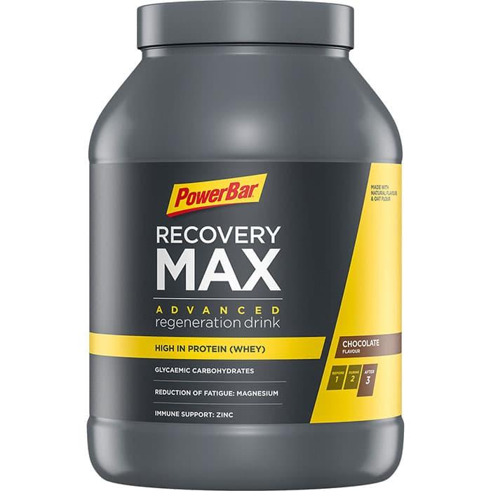 PowerBar Recovery Max Chocolate
