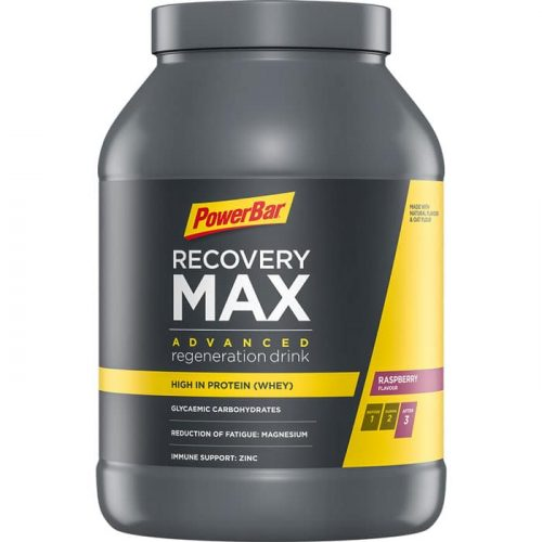 PowerBar Recovery-Max-Raspberry