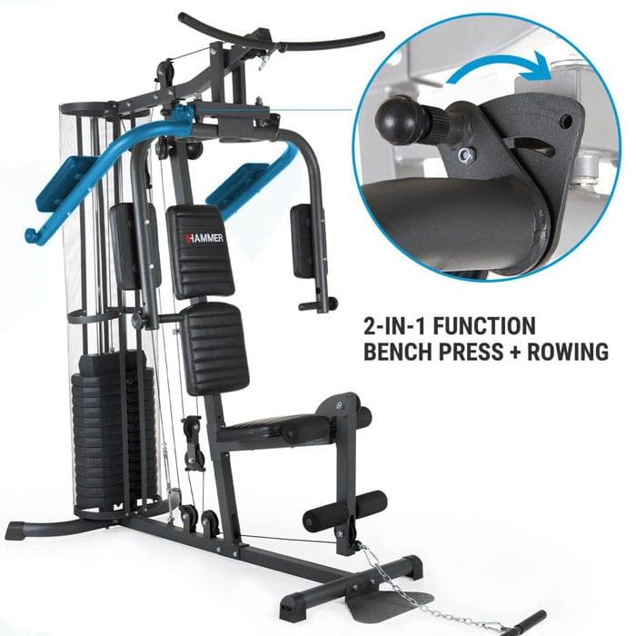 9030 hammer Multi gym 1 2