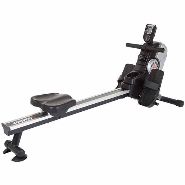 HAMMER ROWING MACHINE POWER ROWER PRO 1Α