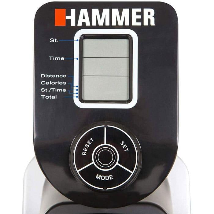 HAMMER ROWING MACHINE POWER ROWER PRO 5Α